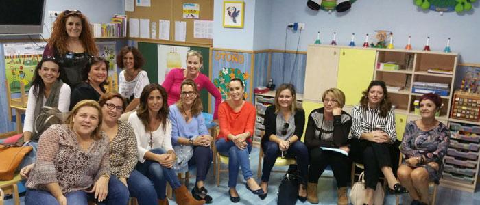 Reunión EIU Almería