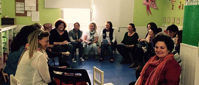 Reunión EIU Cádiz