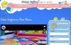 Rosa Reina Uniformes Infantiles