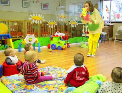Los centros de Educación Infantil de Andalucía entrarán en quiebra económica este curso