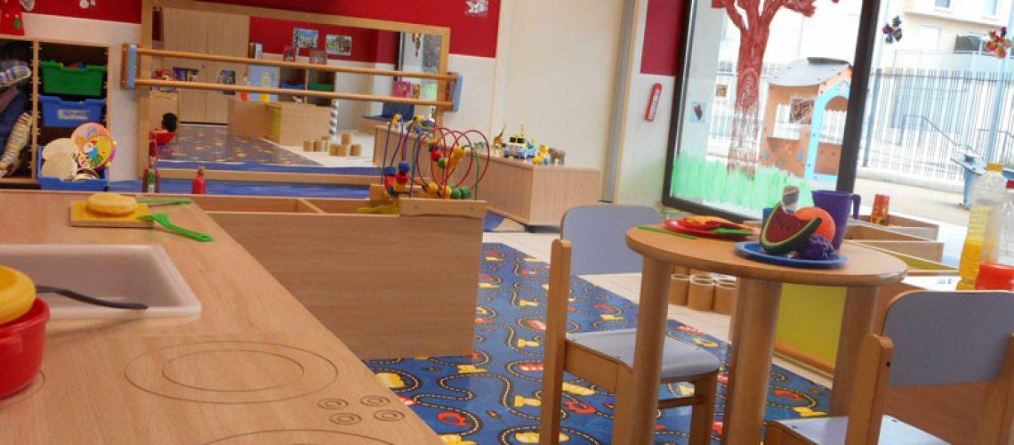 Las escuelas infantiles de Andaluía se ha adaptado a las exigencias sanitarias para abrir el próximo 1 de septiembre