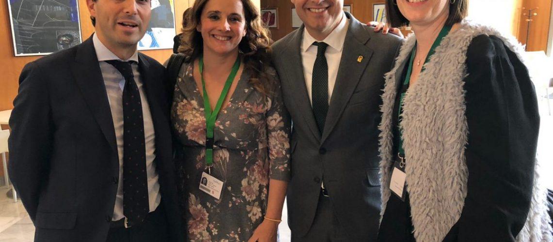 Presidente Junta de Andalucía