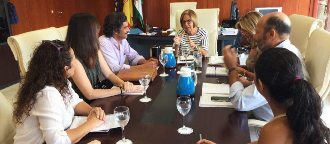 Reunión: Consejera Educación - Escuelas Infantiles Unidas